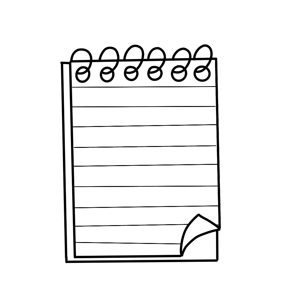 Doodle Tutorial: Cute Stationery Doodles