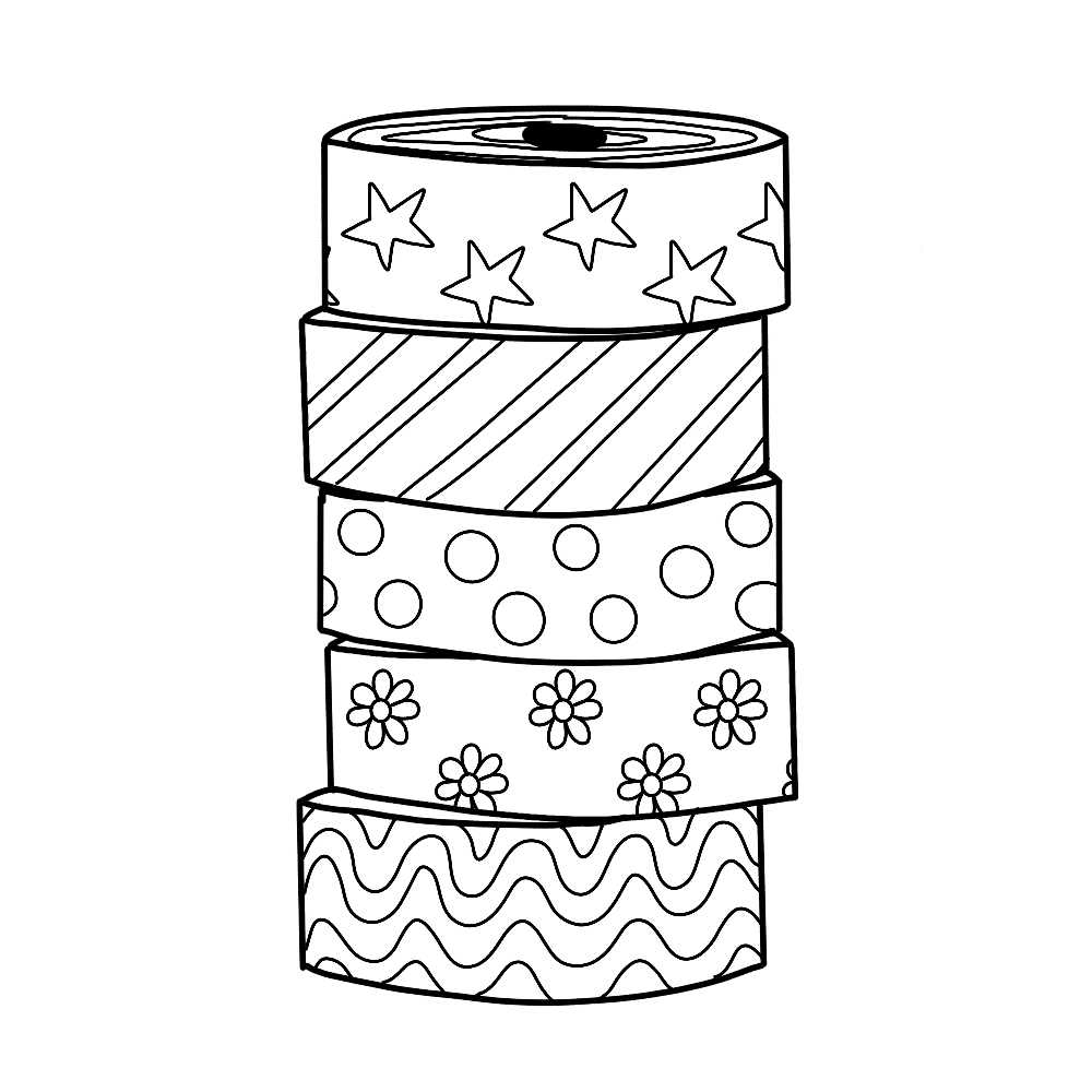 Doodle Tutorial: Stationery Doodles for Your Bullet Journal