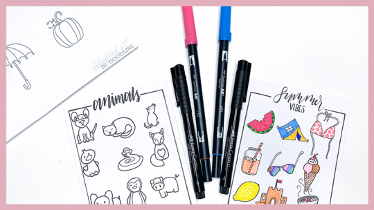 Learn How to Doodle: The Beginner's Guide