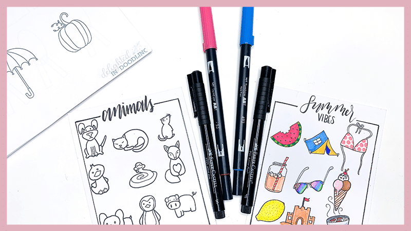 How to Doodle: The Ultimate Beginner's Guide