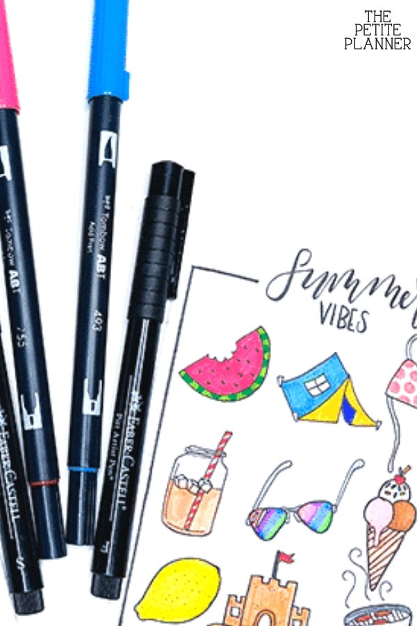 Tutorial for how to doodle for beginners