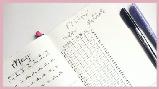 21 Free Habit Tracker Printables