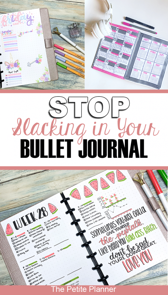 Create a bullet journal routine that keeps you consistent and productive