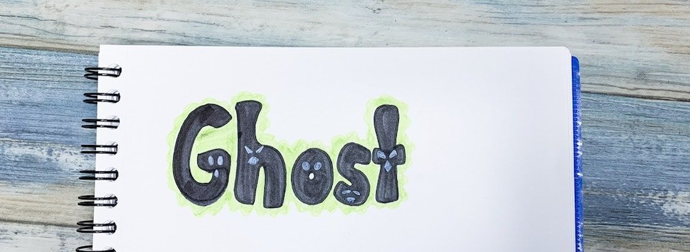 Hand Lettering Ideas for Halloween