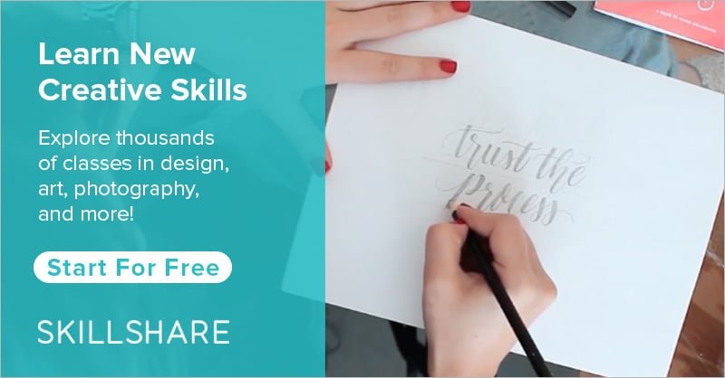 Skillshare Membership Gift
