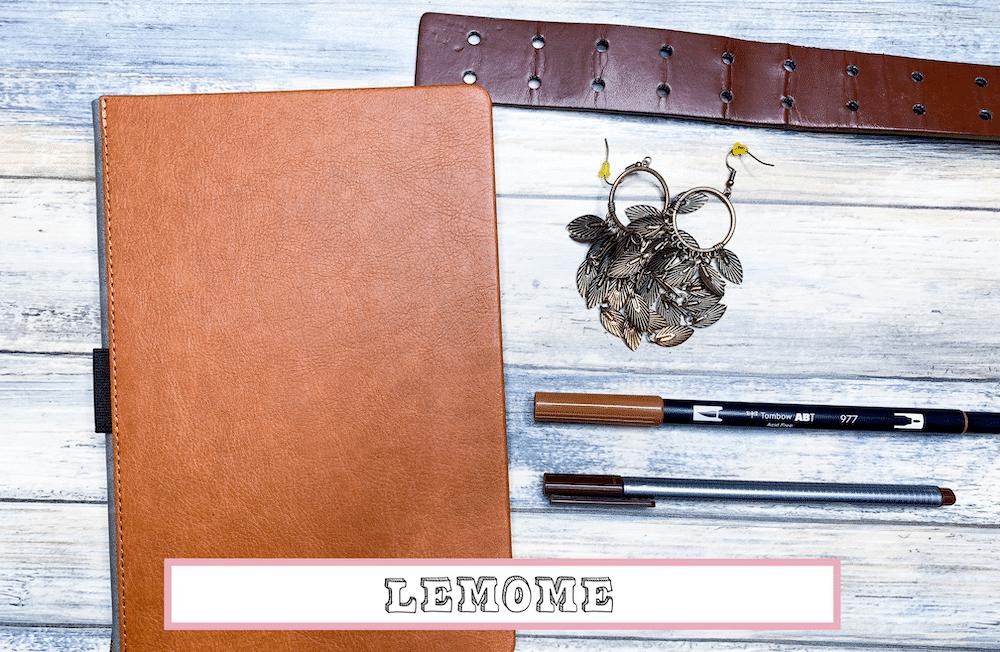 Lemome Dot Grid Notebook Review