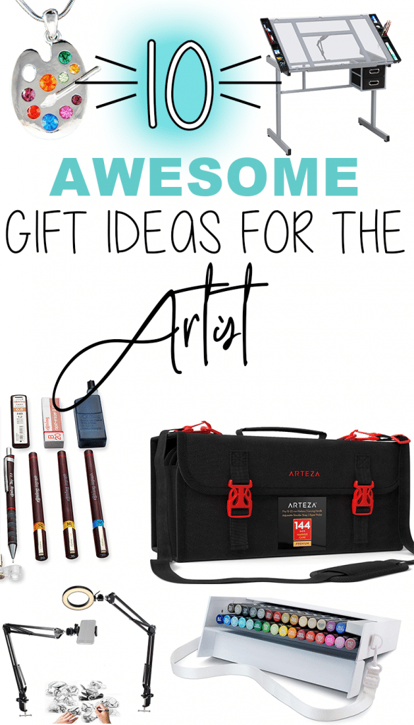 10 Amazing Gift Ideas for the Artist in your Life