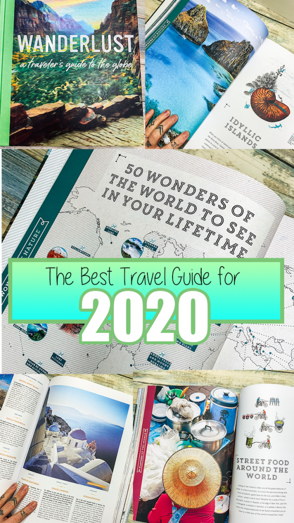 Wanderlust: A Traveler's Guide to the Globe Book Review